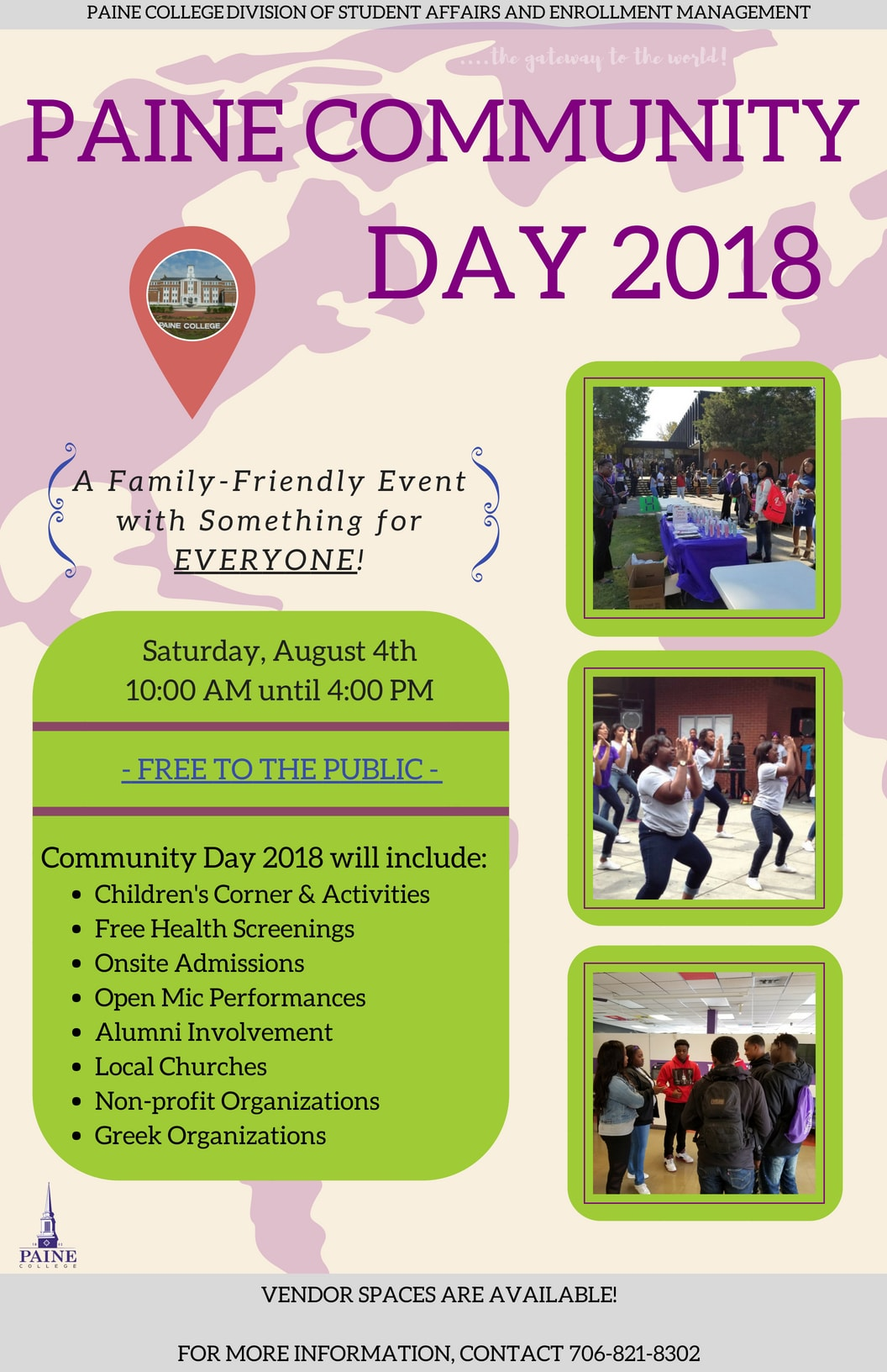 Paine College Community Day